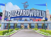 Overwatch : la carte Blizzard World avec son parc d'attractions arrive