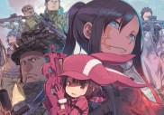Les animés isekai, niveau 6 : Sword Art Online Ordinal Scale & Alternative Gun Gale Online