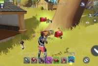 On a joué à Creative Destruction, le clone chinois de Fortnite qui lui ressemble...