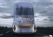 F-Vision : quand Ford imagine un camion autonome