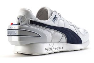 Puma ressort ses « baskets ordinateurs » de 1986