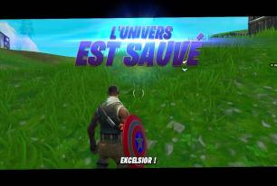 Fortnite : on a testé le mode Avengers Endgame et on a beaucoup ri