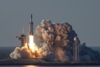 Falcon Heavy : finalement, SpaceX a encore perdu le booster central... en mer