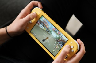 La Nintendo Switch Lite bénéficie de 40 € de réduction