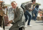 Pour le Blu-ray UHD de Skyfall, James Bond sort son plus beau costume