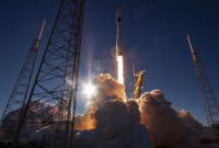 SpaceX : suivez en direct la mise en orbite d'un autre satellite GPS de...