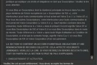 Steam : tu signes, ou tu perds tout !