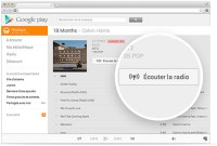 Google Play Music All Access est disponible en France