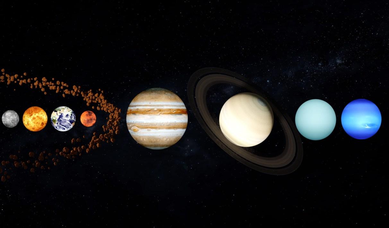 Combien De Temps Faut Il Pour Atteindre Chaque Planete Du Systeme Solaire