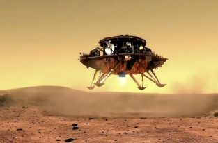 Tianwen-1 : 8 questions sur le rover chinois Zhurong qui a atterri sur Mars